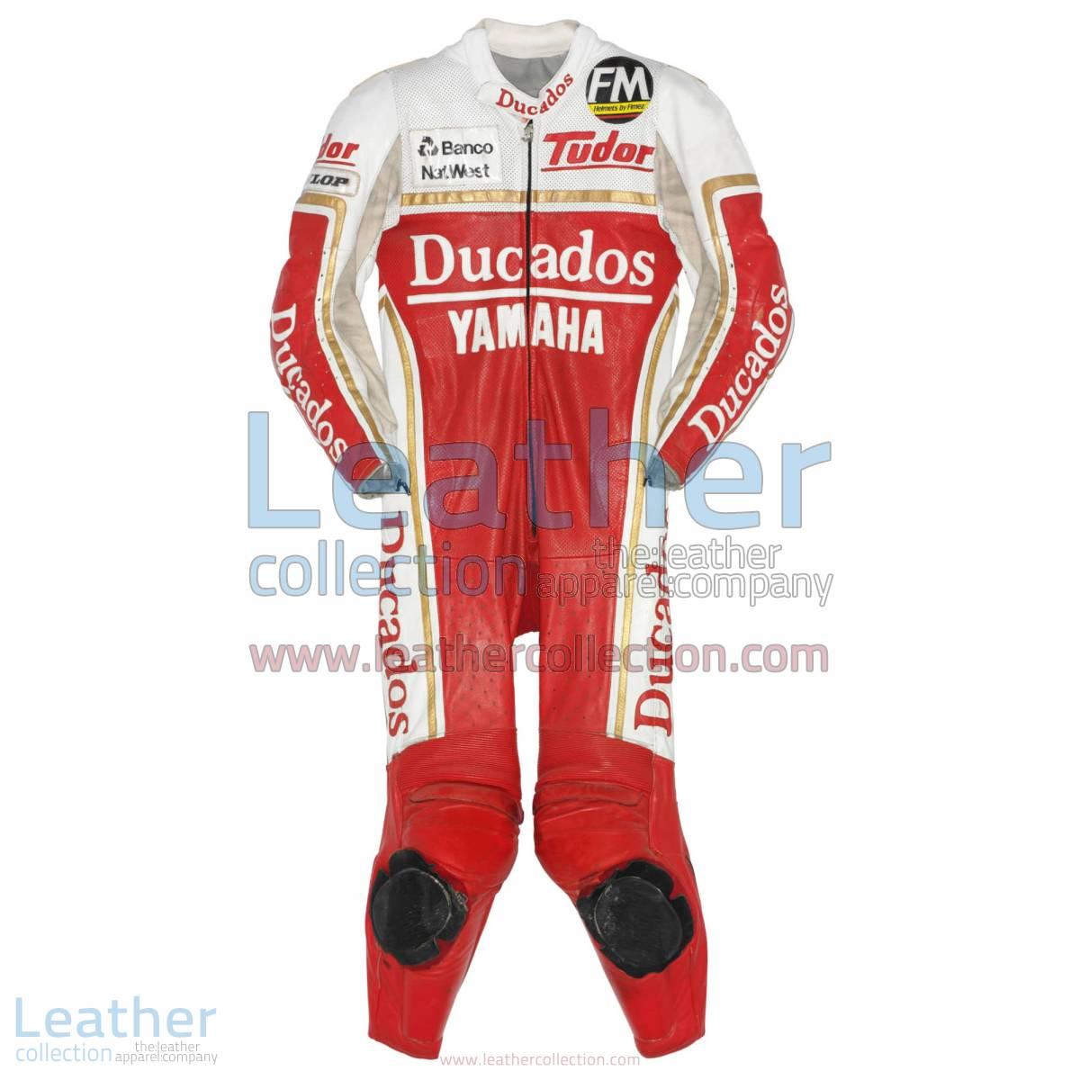 Alberto Puig Yamaha GP 1992 Racing Suit   Yamaha racing suit