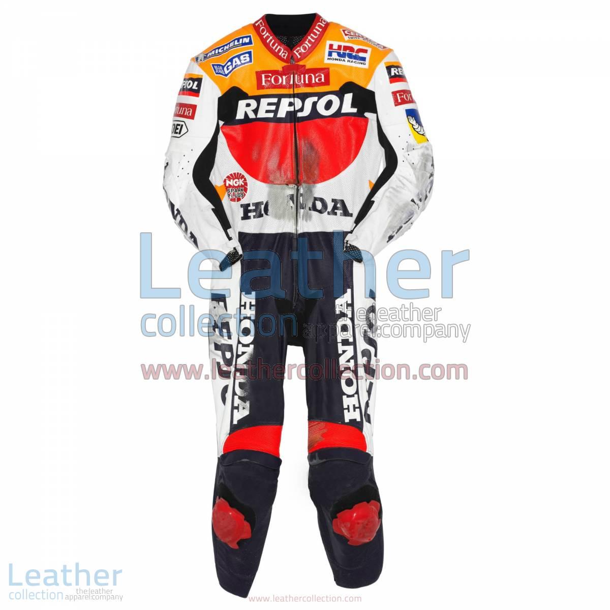 Alex Criville Repsol Honda GP 1999 Leathers | repsol honda