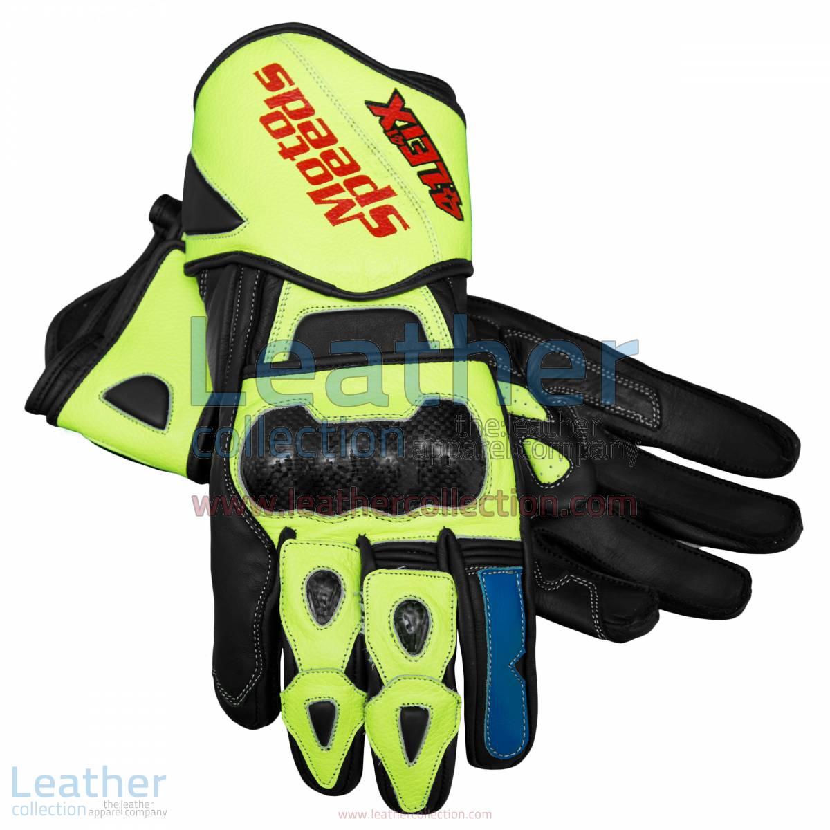 Aleix Espargaro 2015 Motorbike Race Gloves | Aleix Espargaro