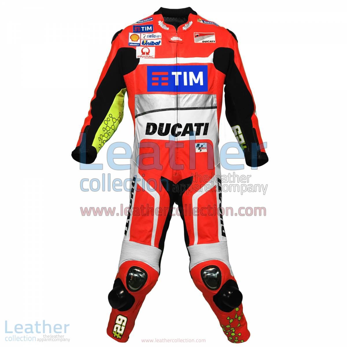 Andrea Iannone Ducati MotoGP 2016 Suit   Ducati suit
