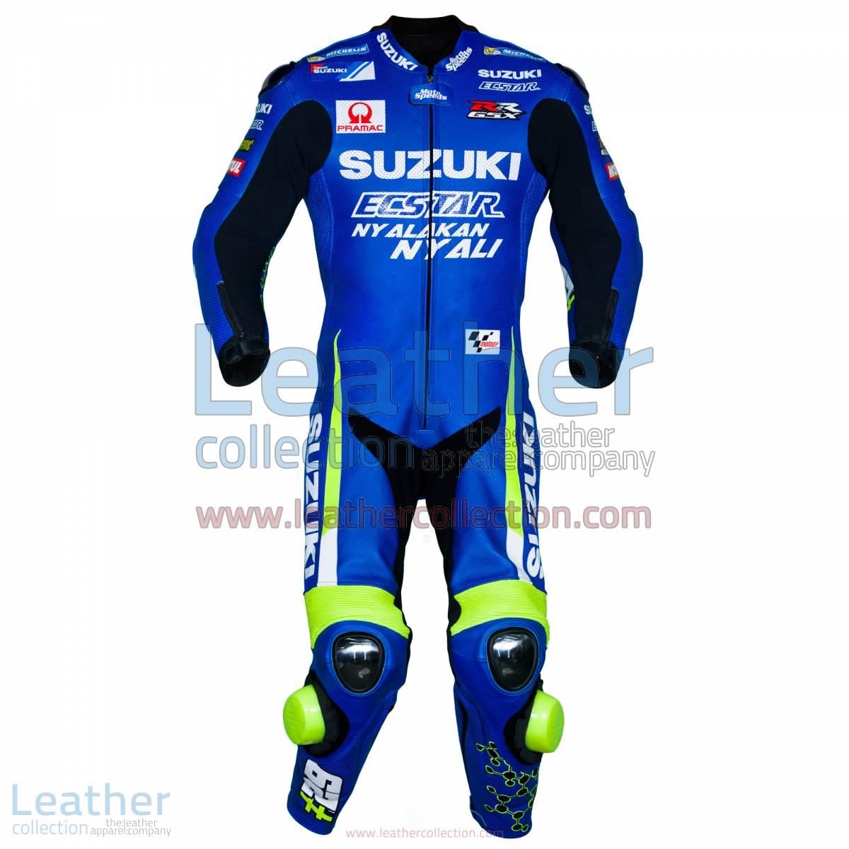 Andrea Iannone Suzuki MotoGP 2017 Racing Suit | Andrea Iannone Suzuki MotoGP 2017 Racing Suit