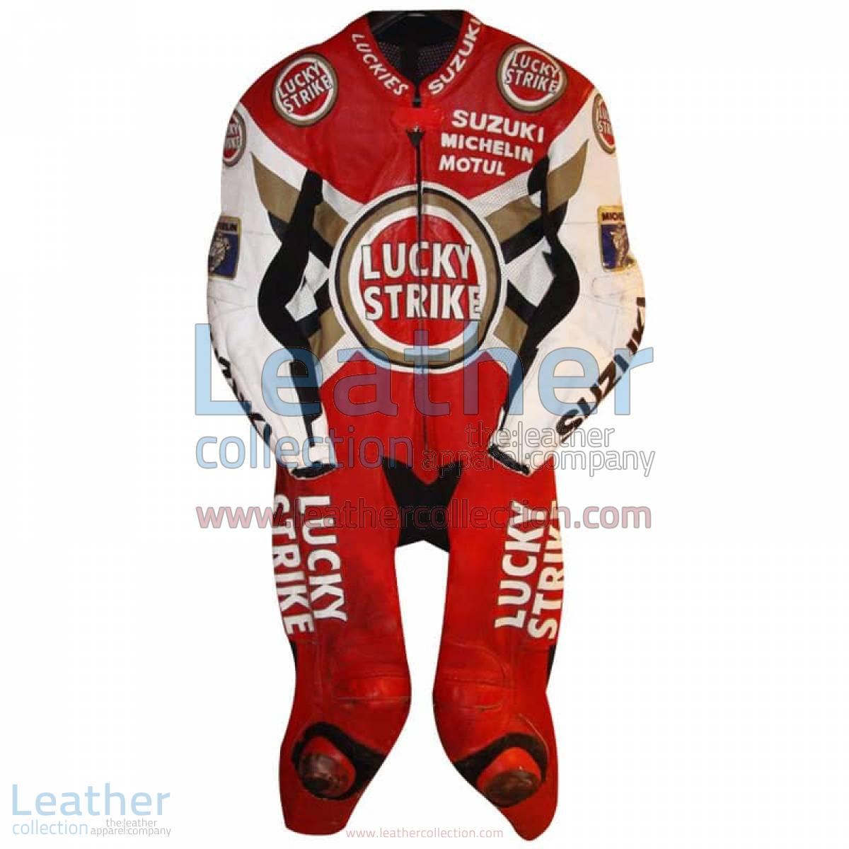 Anthony Gobert Suzuki Lucky Strike 1997 MotoGP Leathers | motogp leathers