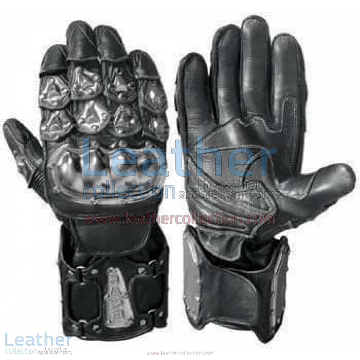 Bandit Black Moto Gloves | moto gloves