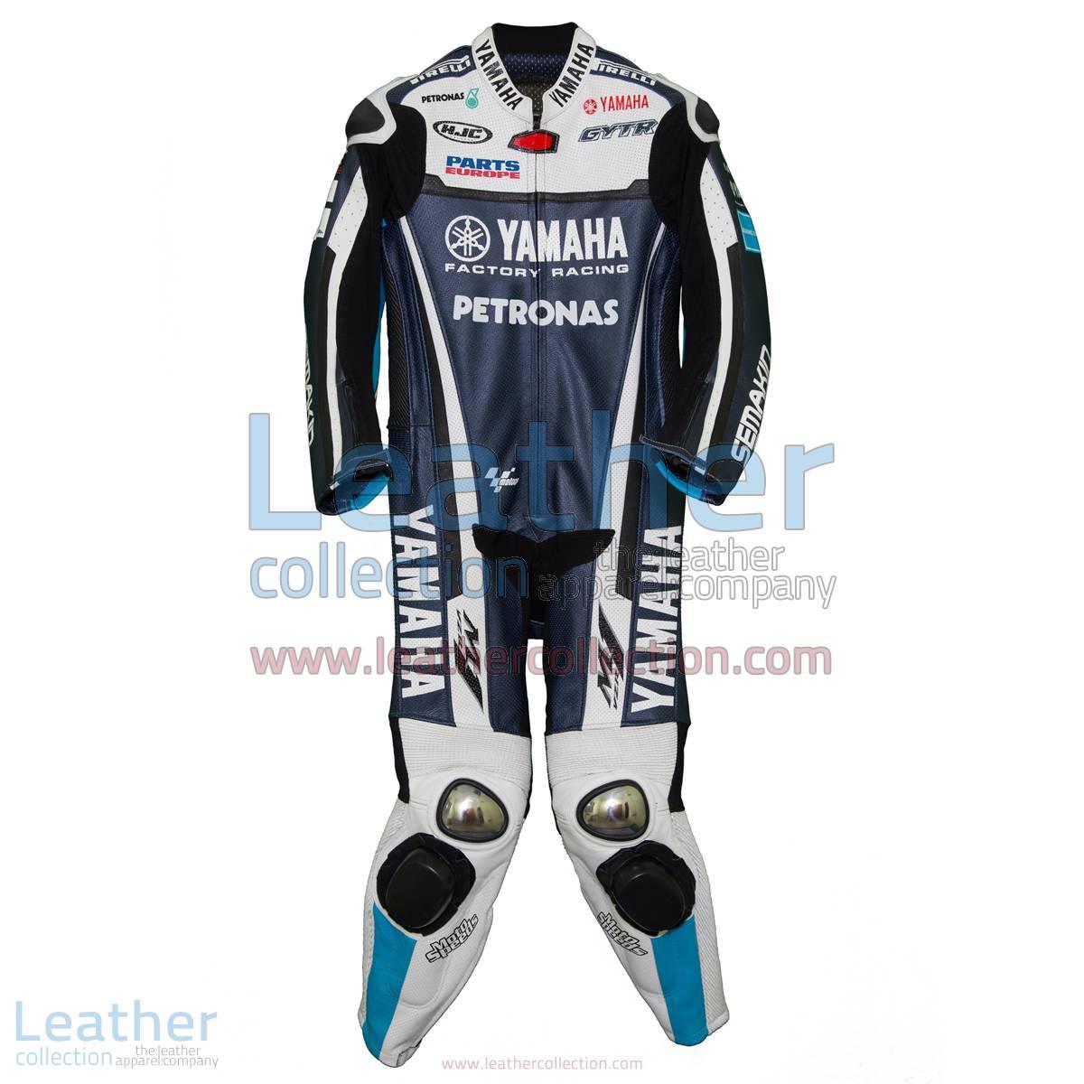 Ben Spies Yamaha 2011 MotoGP Leathers | Ben spies