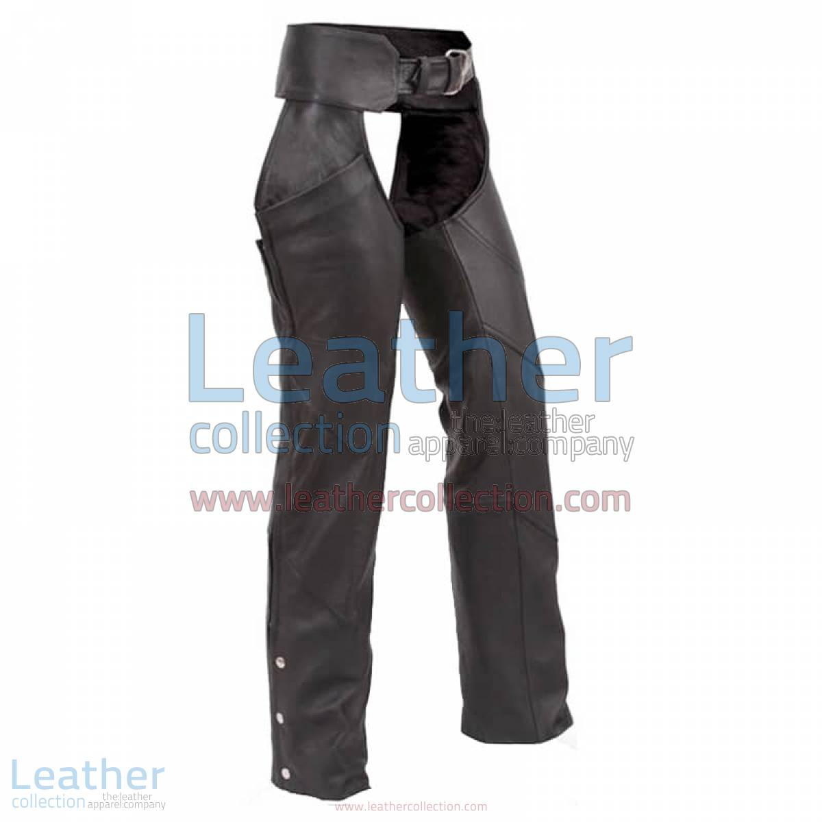 Black Leather Chaps | black leather chaps