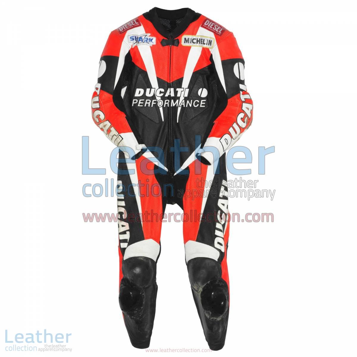 Carl Fogarty Ducati WSBK 1998 Leathers | ducati leathers