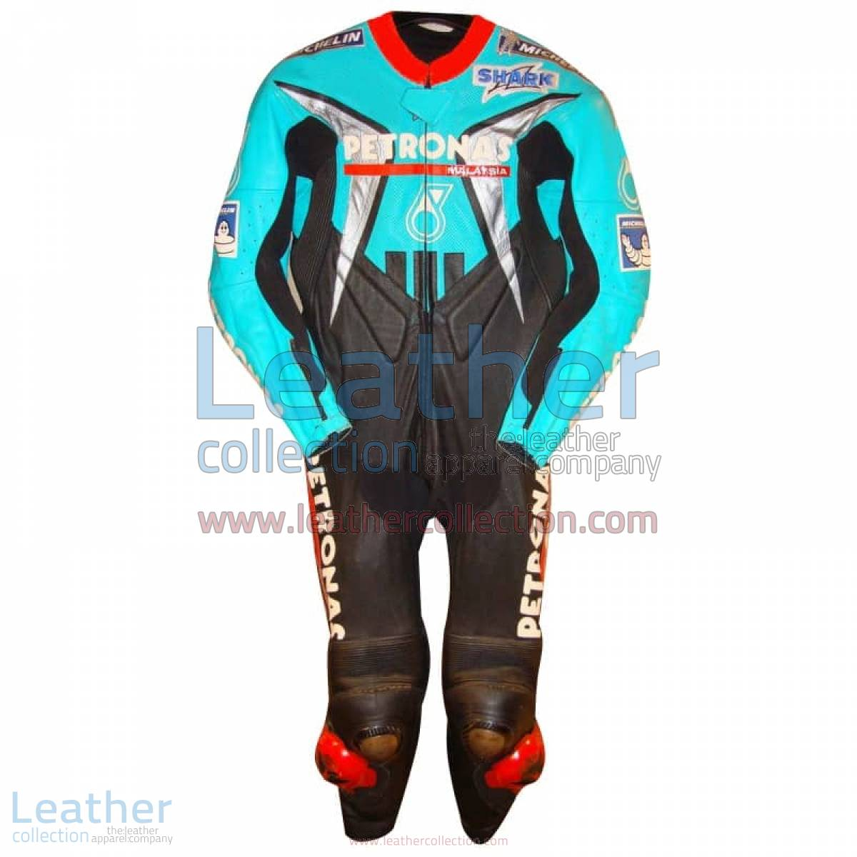 Carl Fogarty Petronas Replica Racing Leathers 2002 WSBK | racing leathers