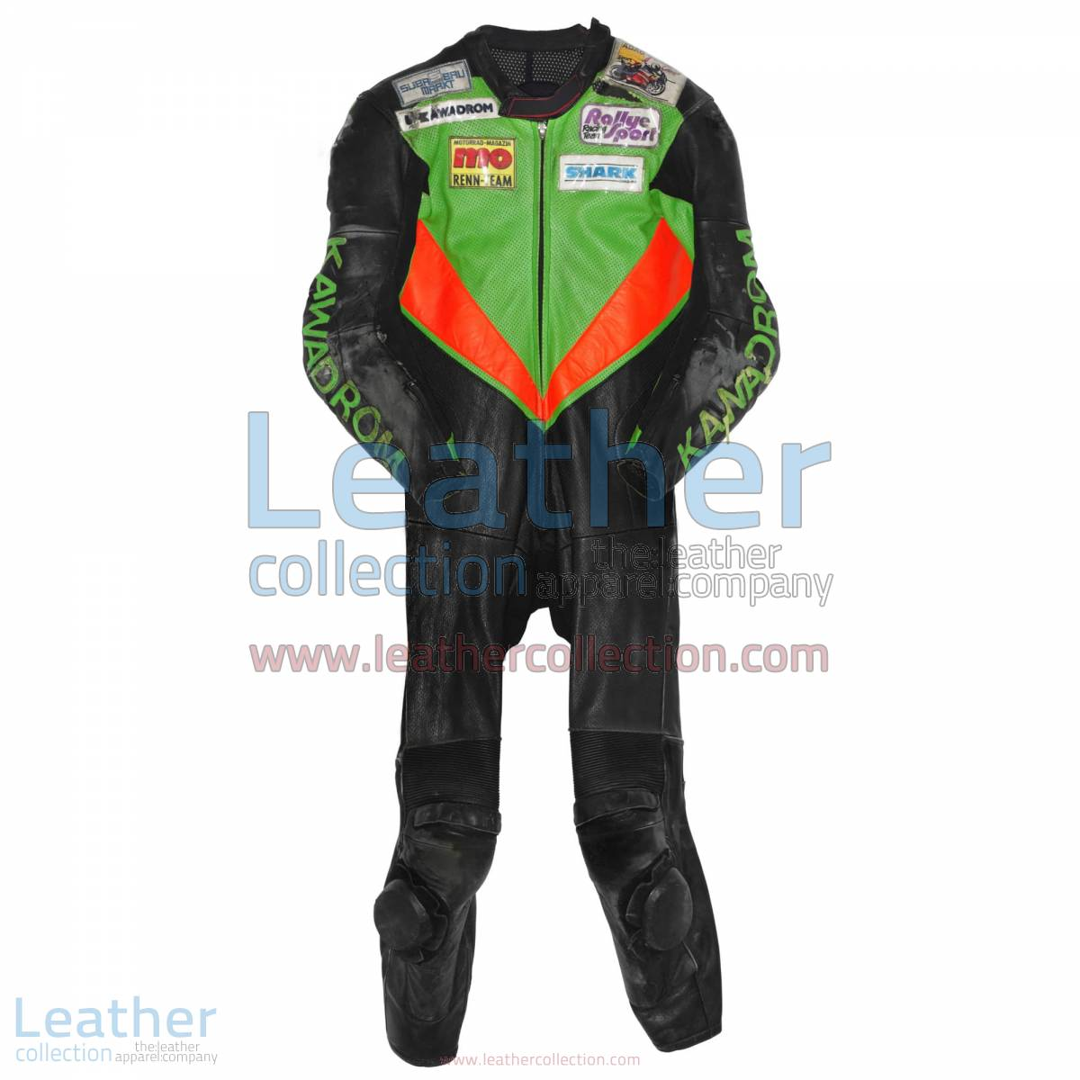 Christian Treutlein IDM 1997 Motorcycle Suit | motorcycle suit