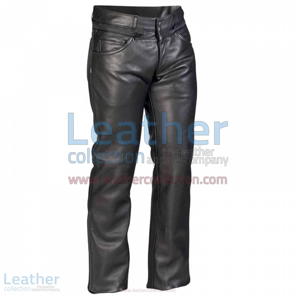 Classic Leather Pants | classic pants