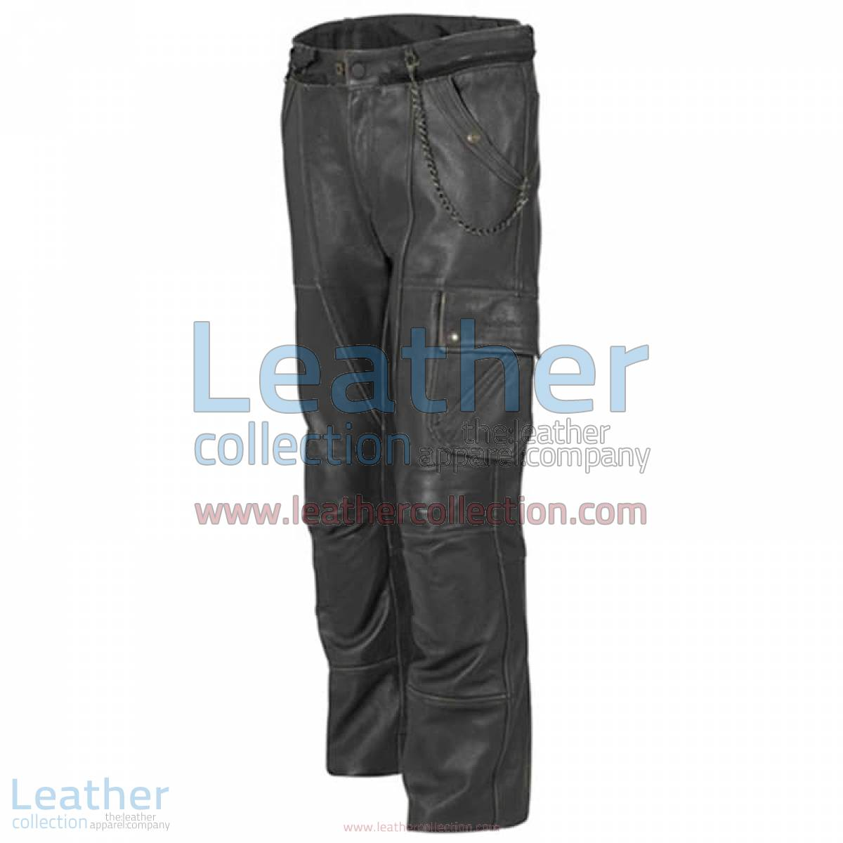 Classic Leather Trousers   classic trousers