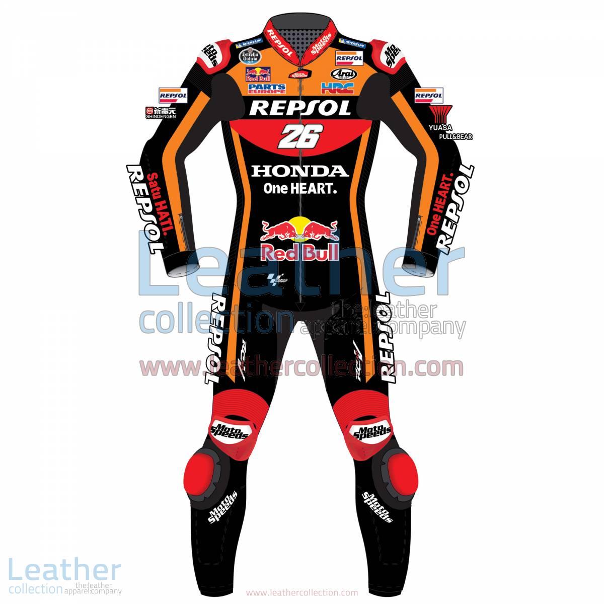 Dani Pedrosa 26 Honda Repsol Black Suit 2017 | Dani Pedrosa 26 Honda Repsol Black Suit 2017