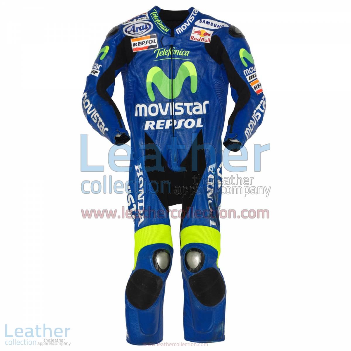 Dani Pedrosa Movistar Honda GP 2005 Leathers | honda leathers