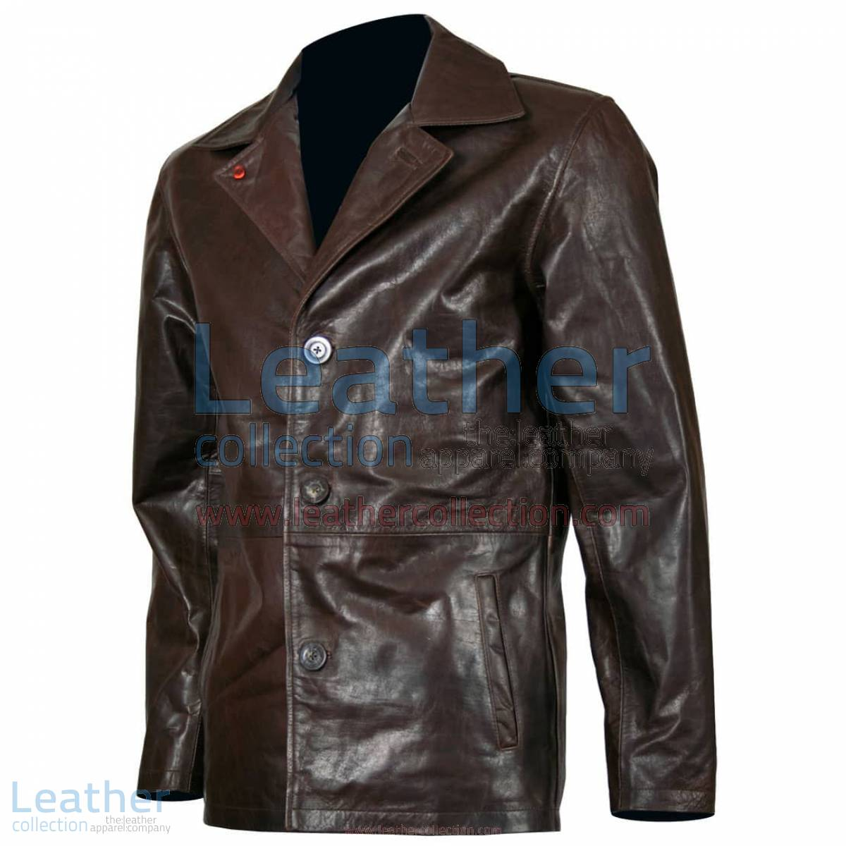 Dean Winchester Supernatural Leather Jacket | dean winchester leather jacket
