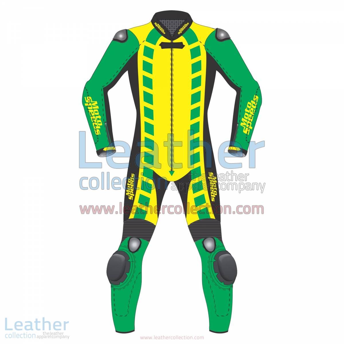 Diamond Leather Racing Suit | leather racing suit