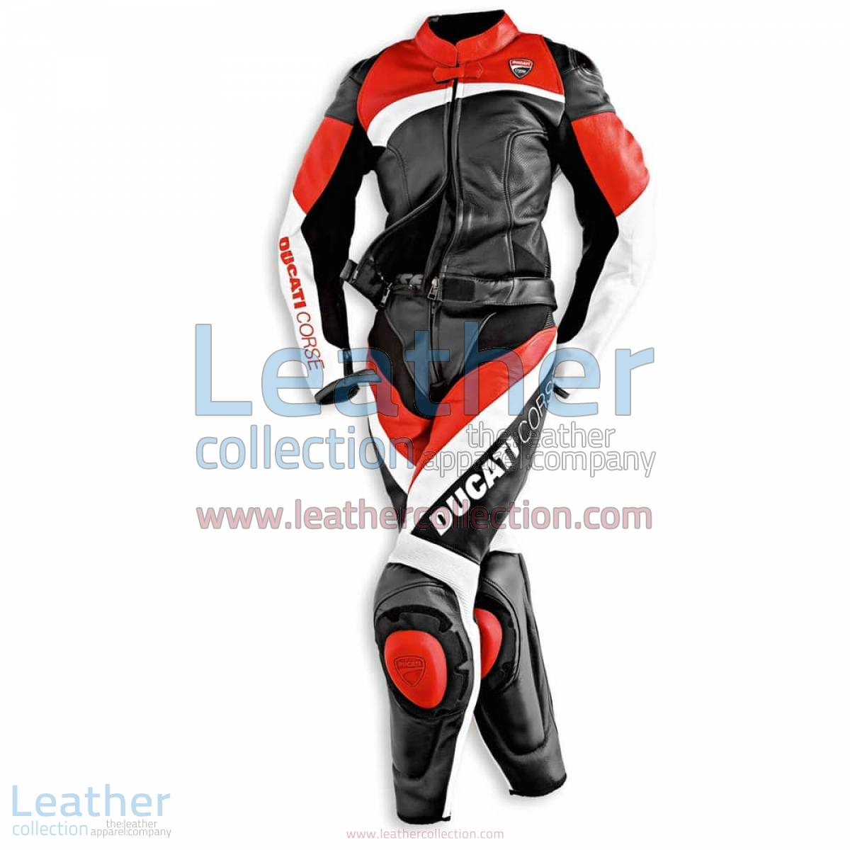 Ducati Corse Racing Leather Suit | ducati corse