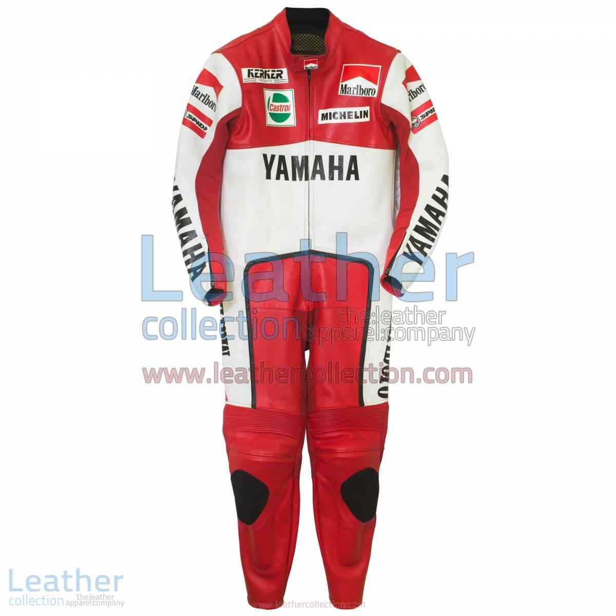 Eddie Lawson Marlboro Yamaha GP 1984 Suit   yamaha suit