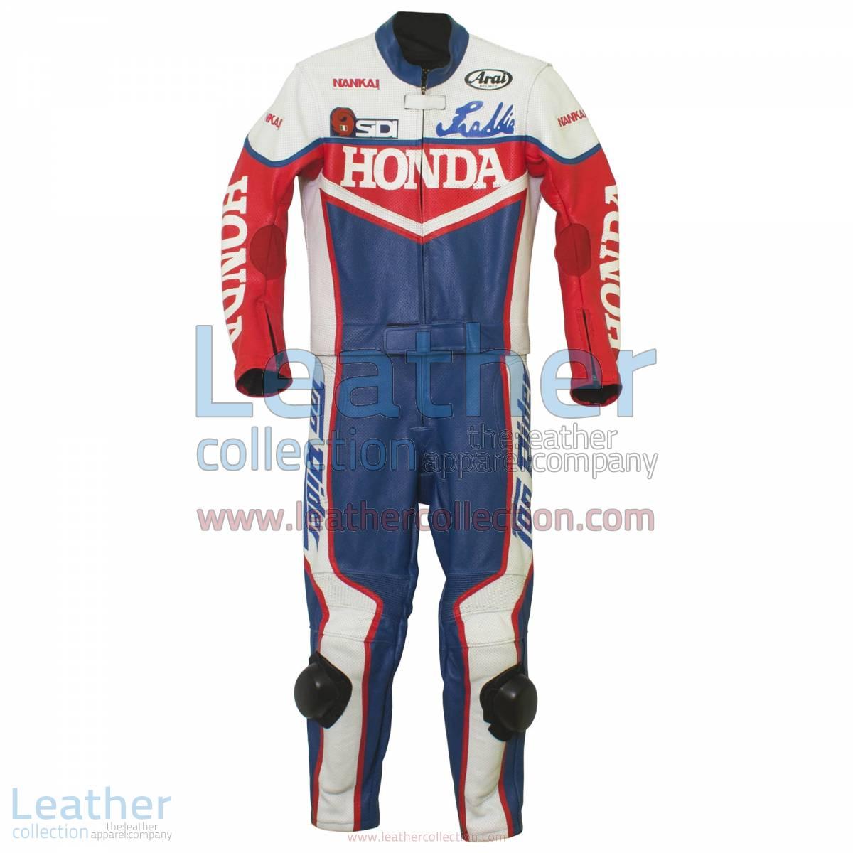 Freddie Spencer Honda Daytona 1985 Leathers | honda leathers