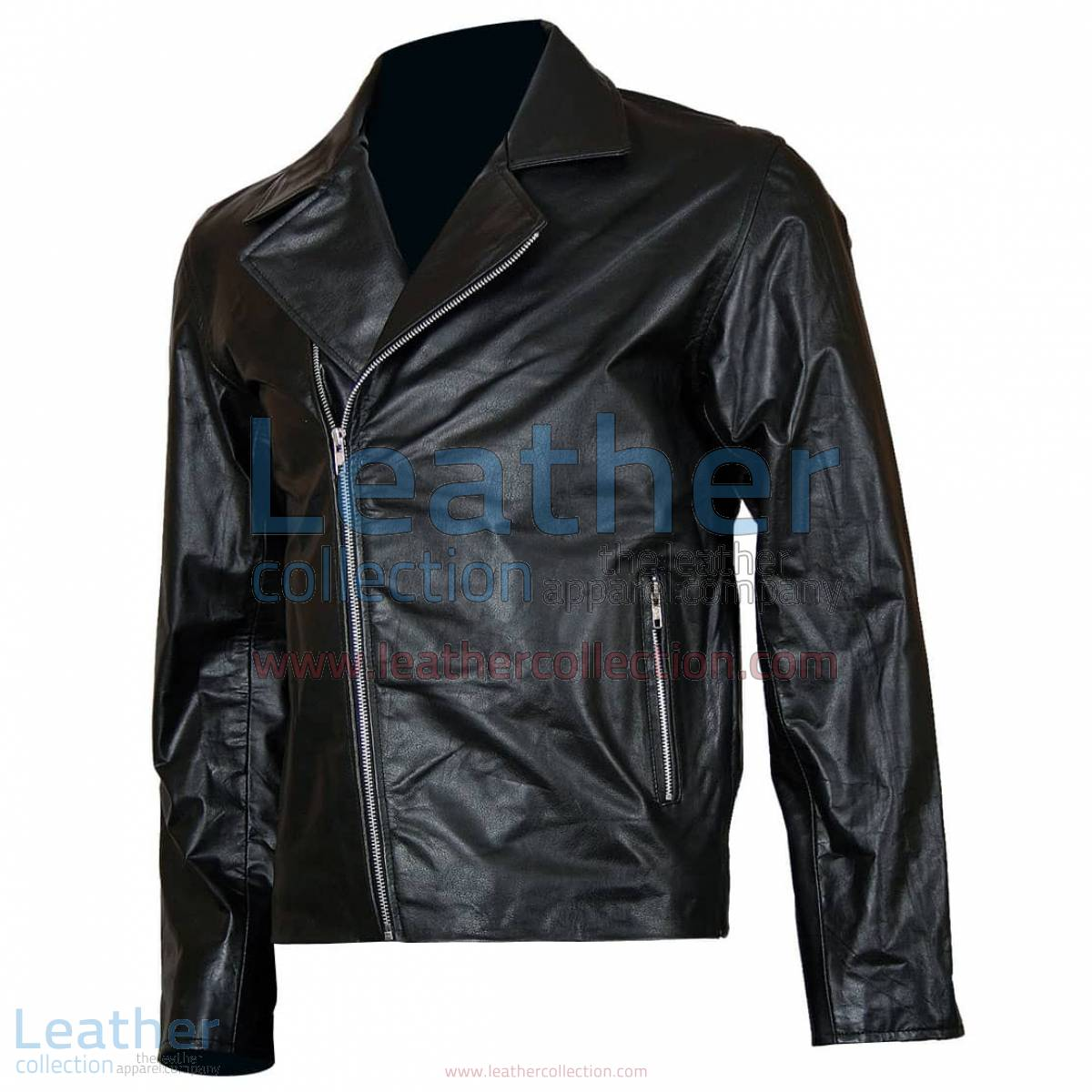 Ghost Rider Biker Leather Jacket | biker leather jacket