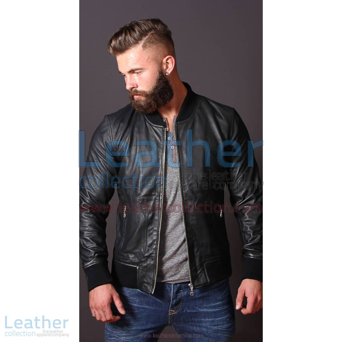 Heritage Leather Jacket For Men | heritage leather jacket