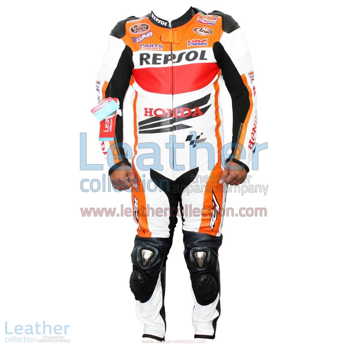 Honda Repsol 2013 Dani Pedrosa Leathers | honda repsol