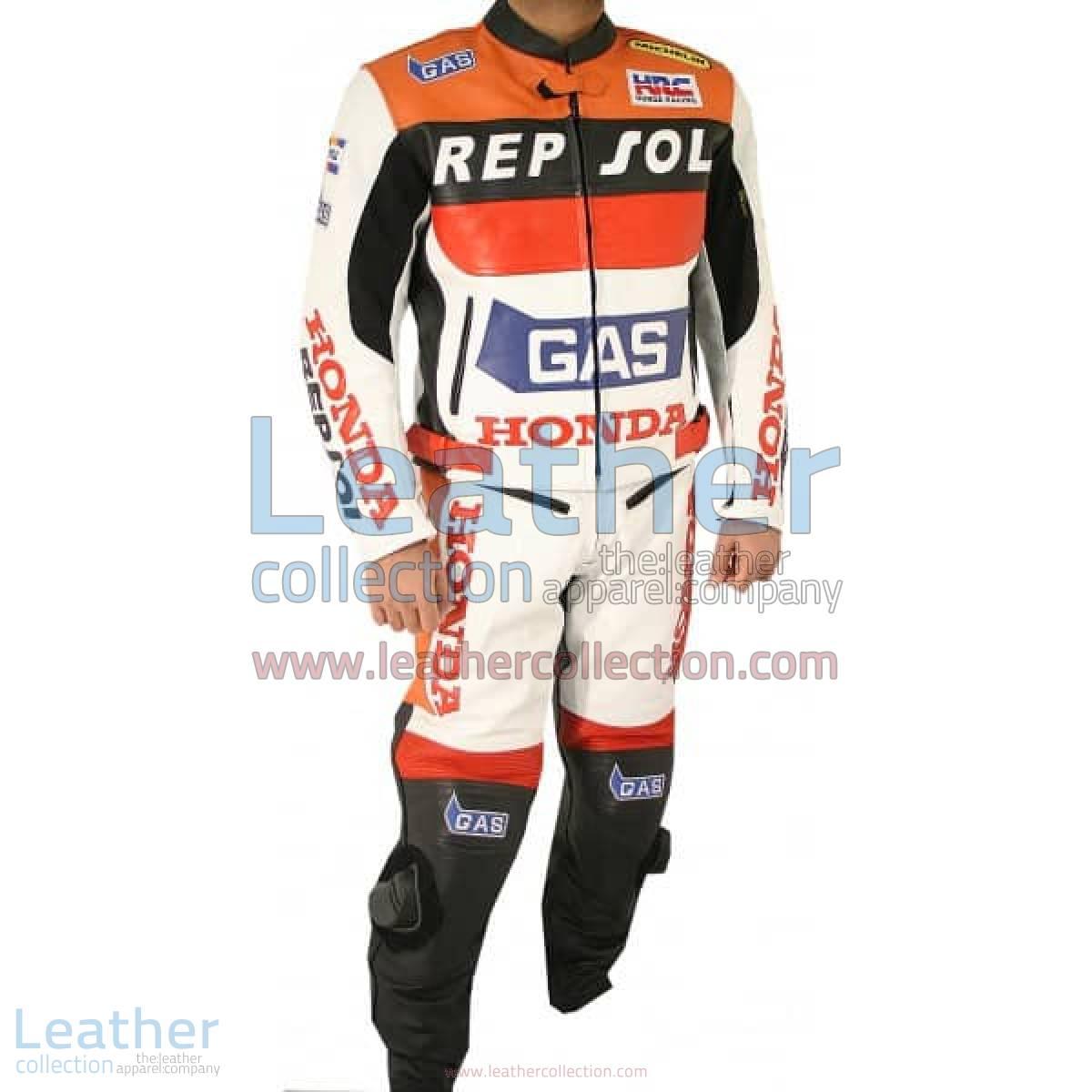 Honda Repsol Gas Leather Suit | leather suit