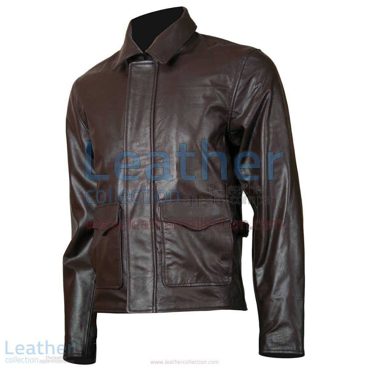 Indiana Jones Leather Jacket | indiana jones leather jacket