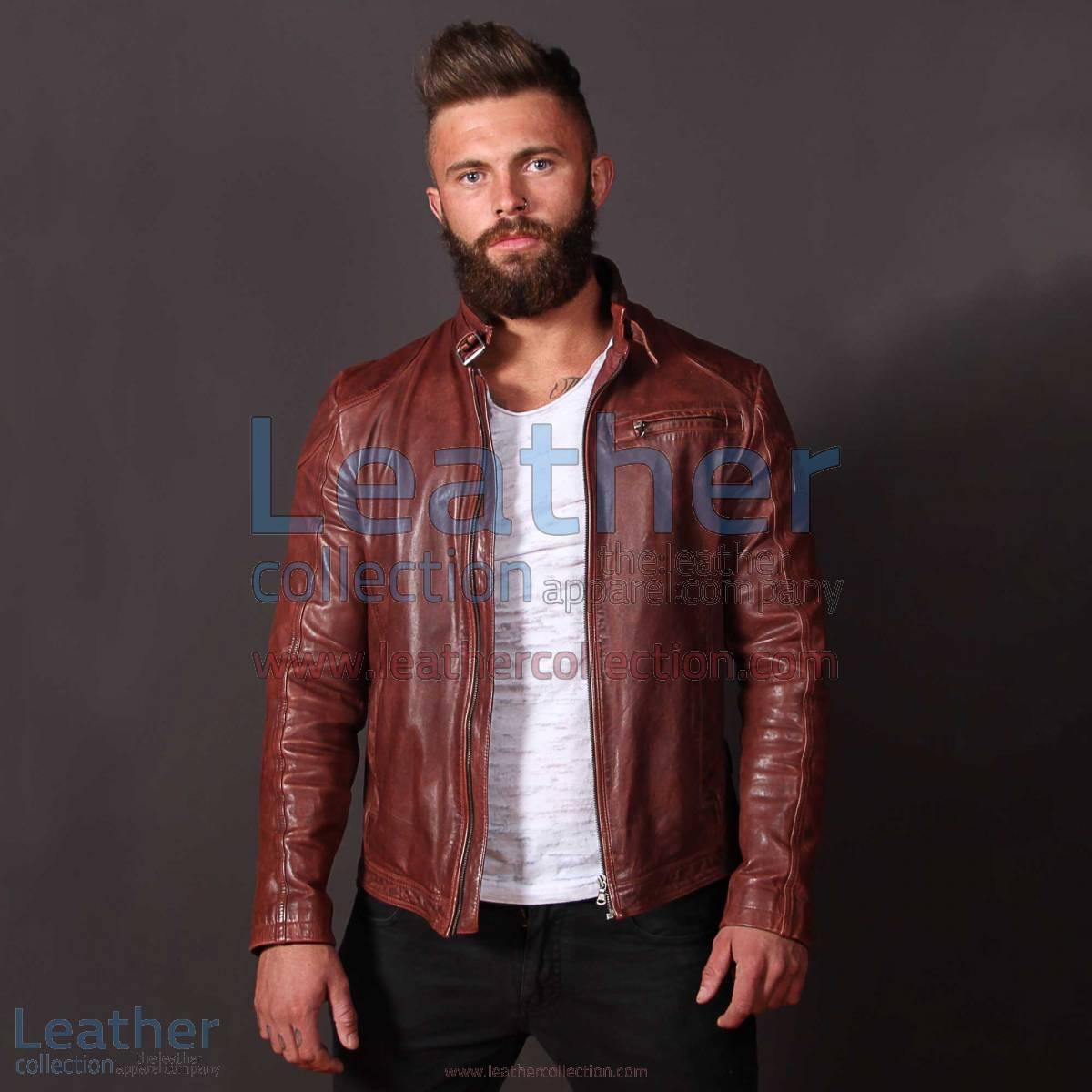 Jazz Leather Jacket for Men | jazz jacket