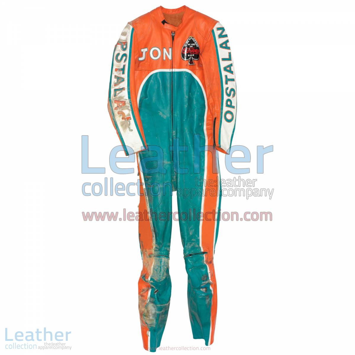 Jon Ekerold Yamaha GP 1980 Leathers | yamaha leathers
