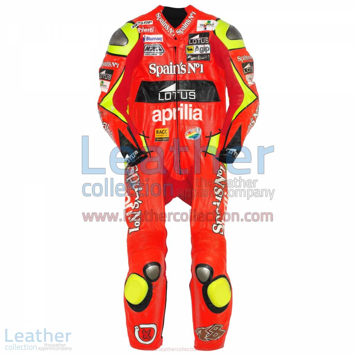 Jorge Lorenzo Aprilia GP 2006 Leathers | Jorge Lorenzo