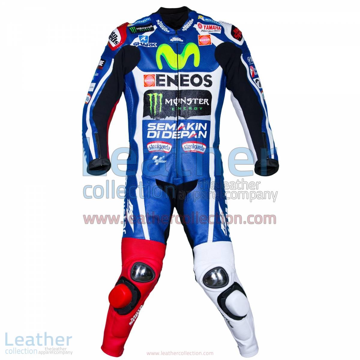 Jorge Lorenzo Movistar Yamaha MotoGP 2016 Leathers | Jorge Lorenzo