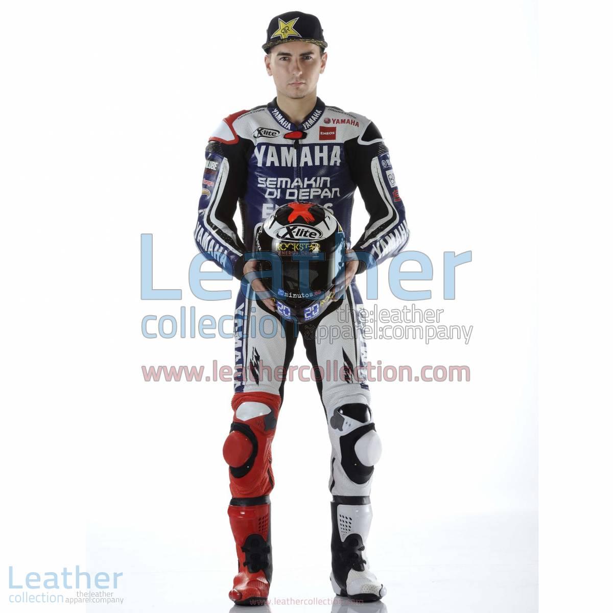 Jorge Lorenzo Yamaha 2012 MotoGP Biker Suit | jorge lorenzo