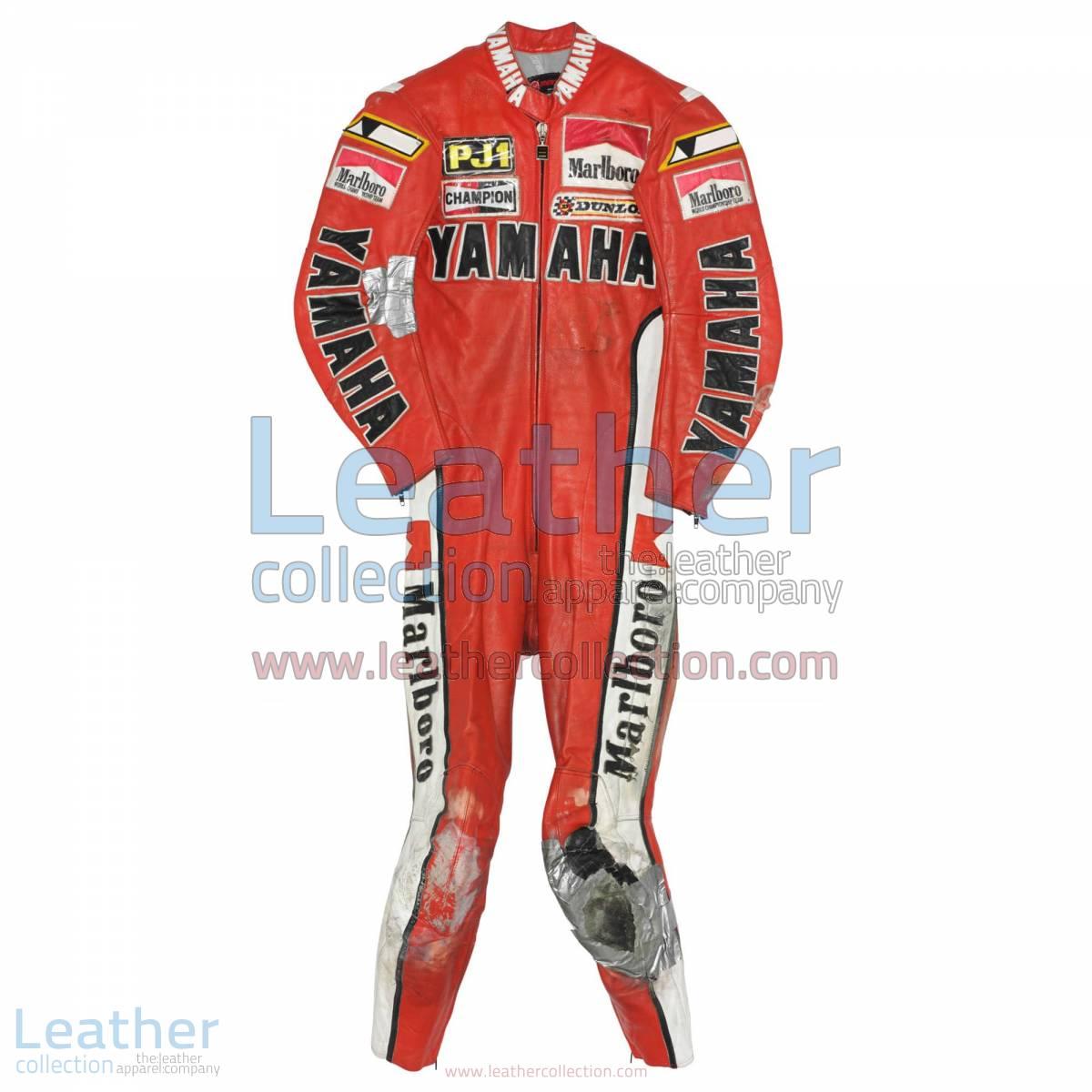 Kenny Roberts Yamaha GP 1979 Leathers | yamaha leathers