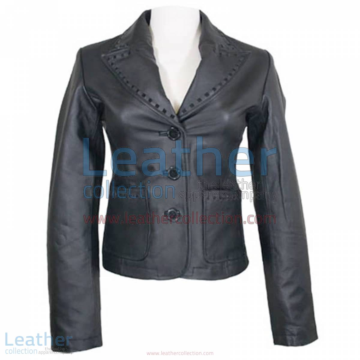 Ladies Fashion Coat Black | ladies coat