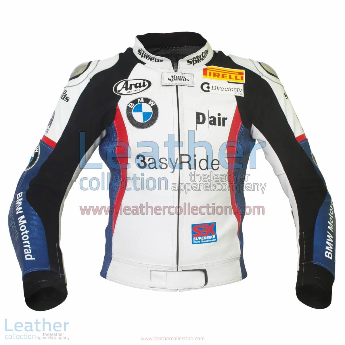 Leon Haslam BMW Motorcycle Jacket | bmw motorcycle jacket