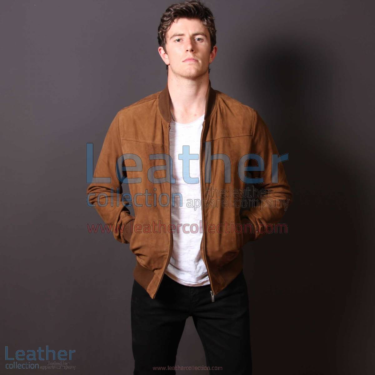 London Leather Jacket Men | london jacket