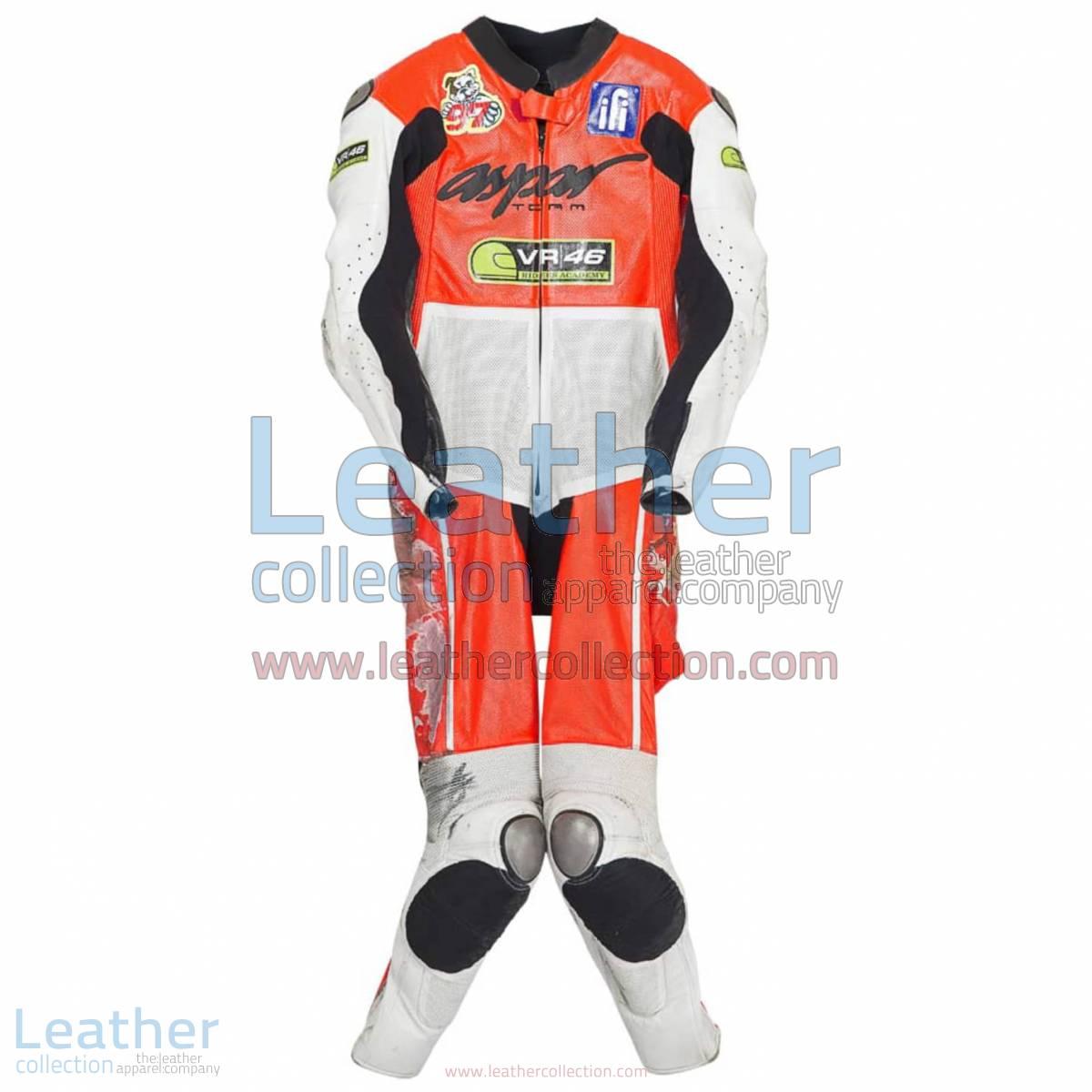 Luca Marini 2014 CEV Motorbike Leathers | motorcycle apparel