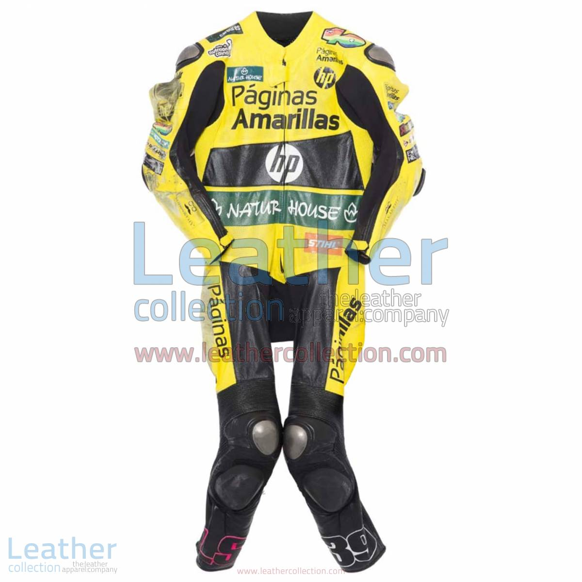 Luis Salom 2014 Motorcycle Leathers | motorcycle leathers