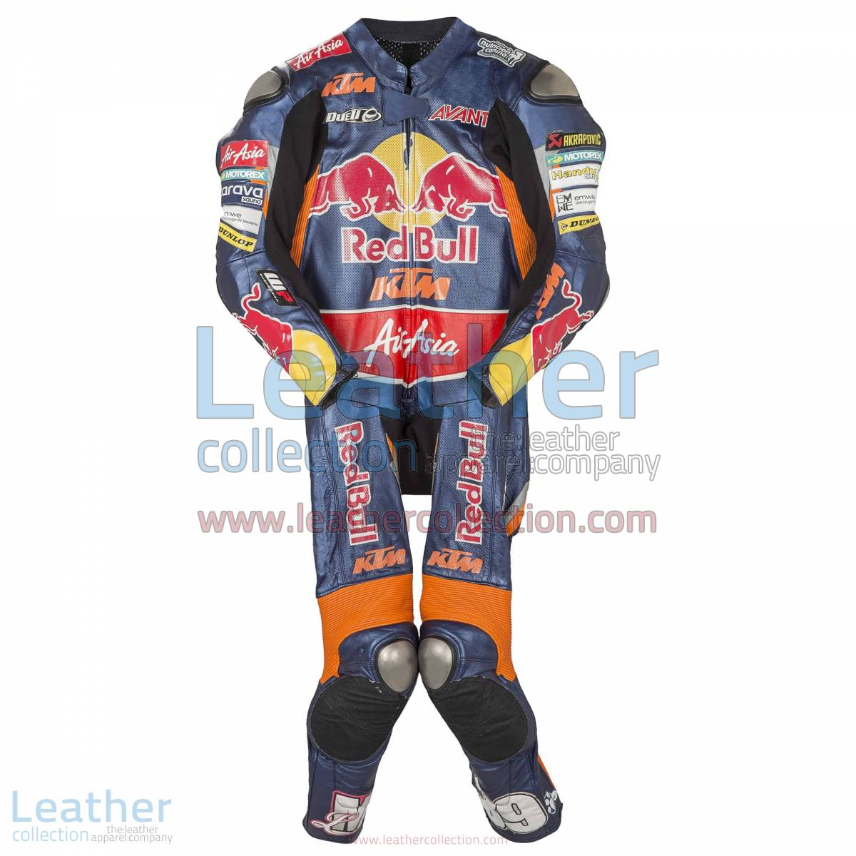 Luis Salom KTM 2013 Leather Suit | KTM suit