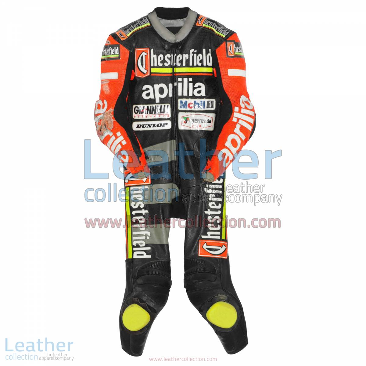 Max Biaggi Aprilia GP 1994 Leathers | aprilia