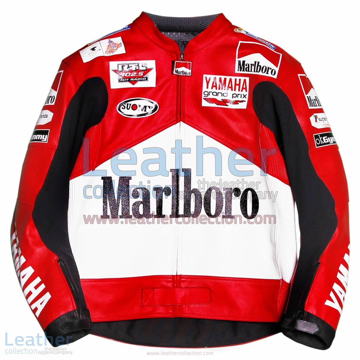 Max Biaggi Marlboro Yamaha GP 2001 Jacket | Yamaha jacket