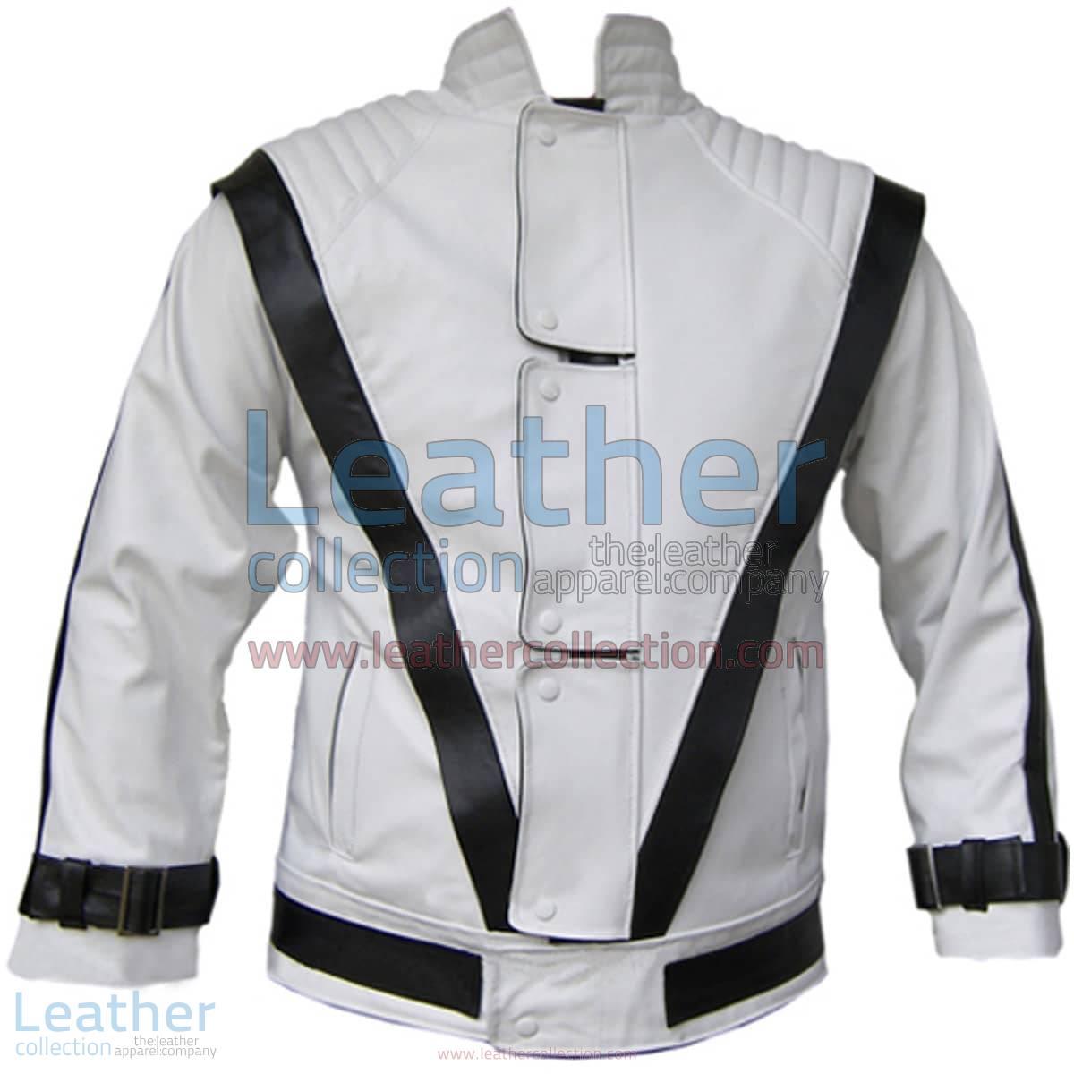 Michael Jackson Thriller Black and White Jacket   michael jackson jacket