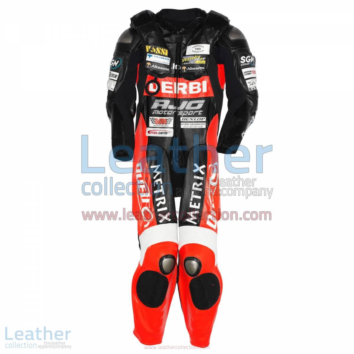 Michi Ranseder Debri GP 2007 Motorbike Suit | motorcycle suit