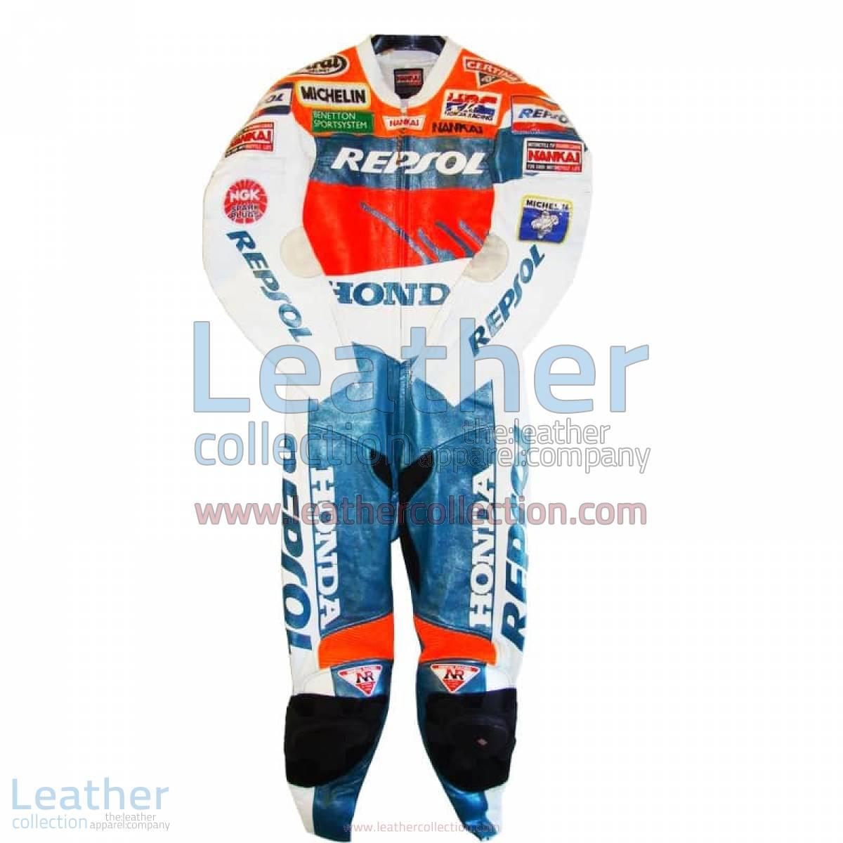 Mick Doohan Repsol Honda GP 1997 Leathers | repsol honda