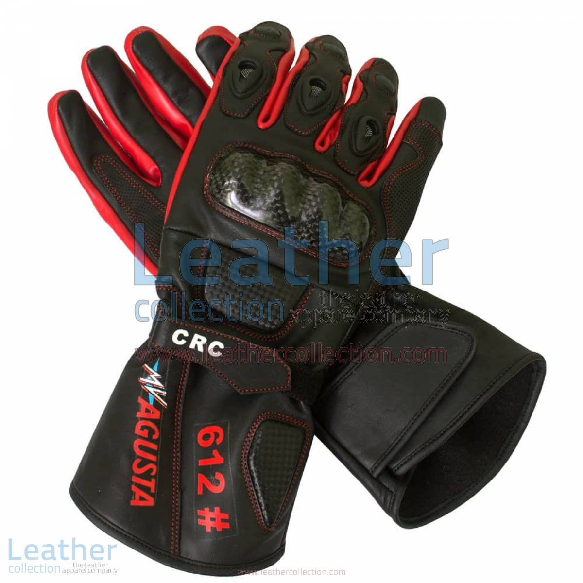 MV Agusta Race Leather Gloves | mv agusta gloves