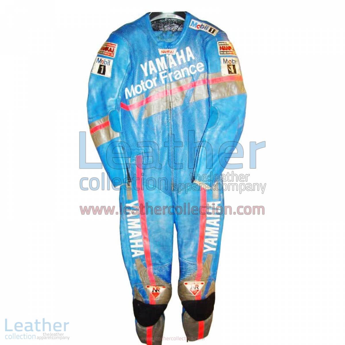 Niall Mackenzie Yamaha GP 1991 Leathers | yamaha leathers