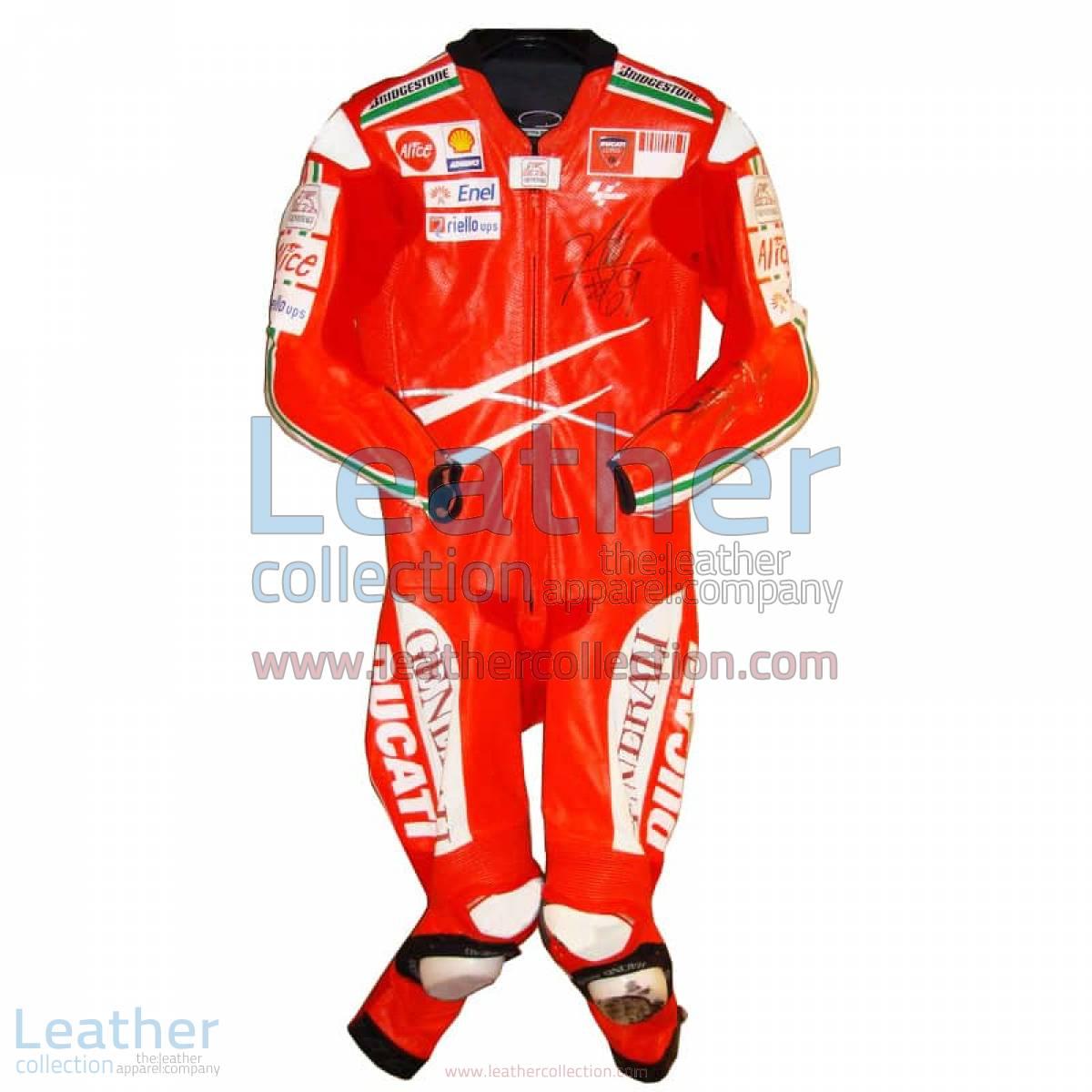 Nicky Hayden Ducati GP 2009 Leathers | nicky hayden