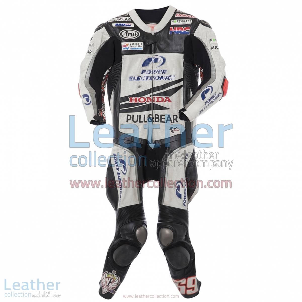 Nicky Hayden Honda MotoGP 2015 Race Suit | Nicky Hayden Honda MotoGP 2015 Race Suit