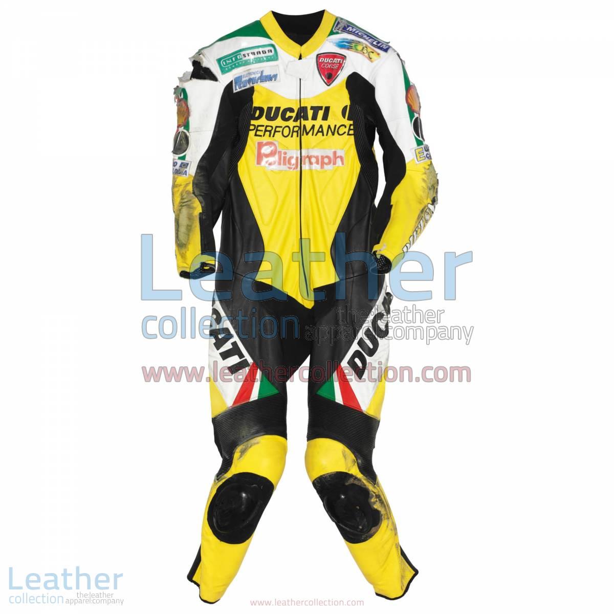 Paolo Casoli Ducati AMA Supersport 1999 Suit | ducati suit