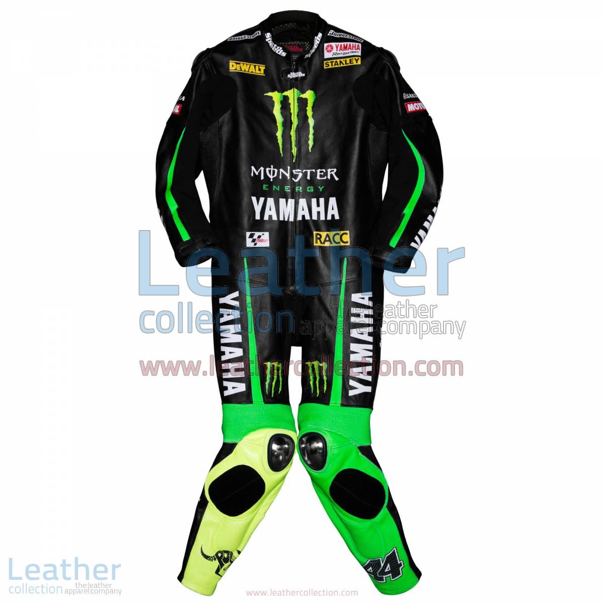 Pol Espargaro Yamaha Monster 2015 Leathers | monster energy apparel