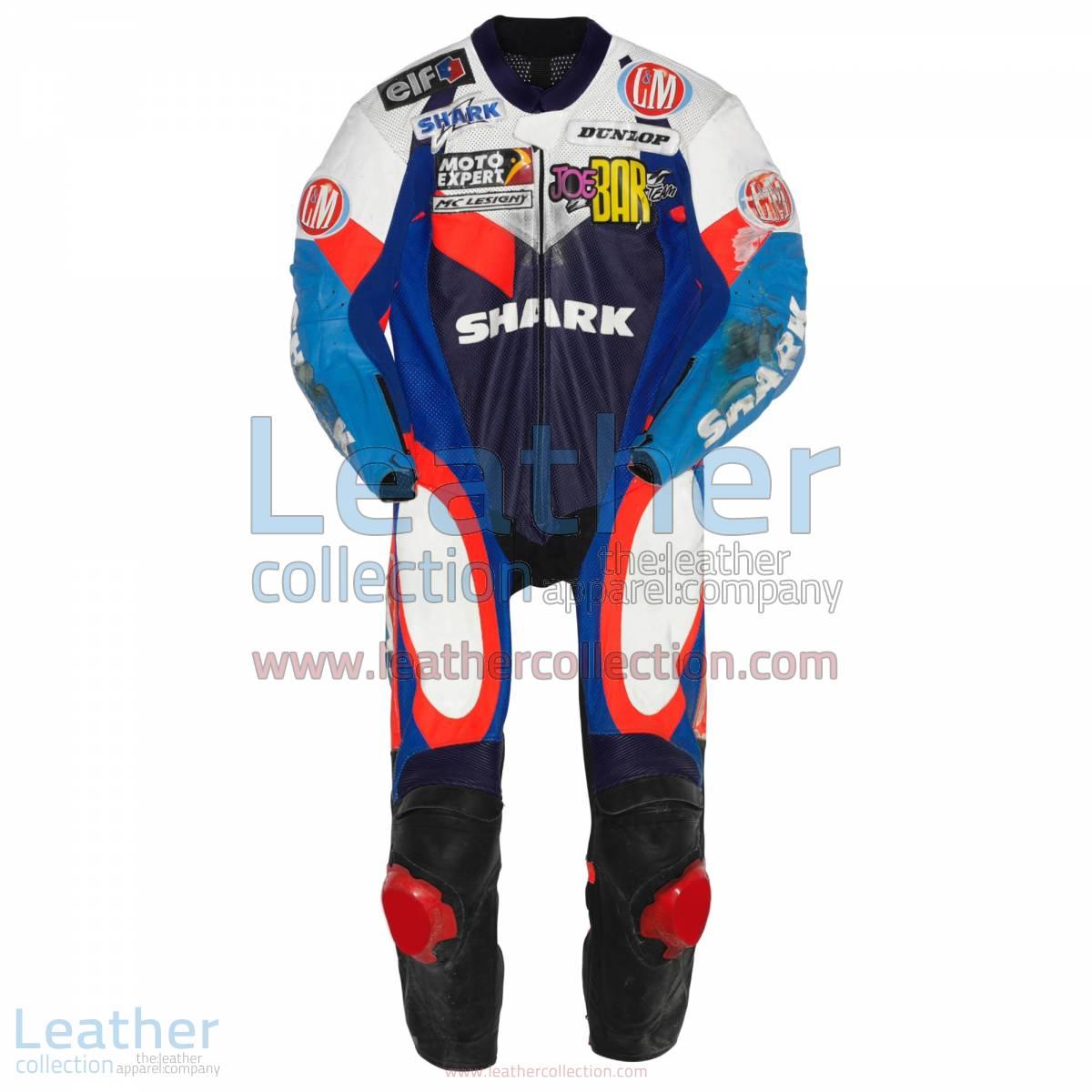 Randi De Puniet Aprilia GP 1999 Leather Suit | aprilia suit